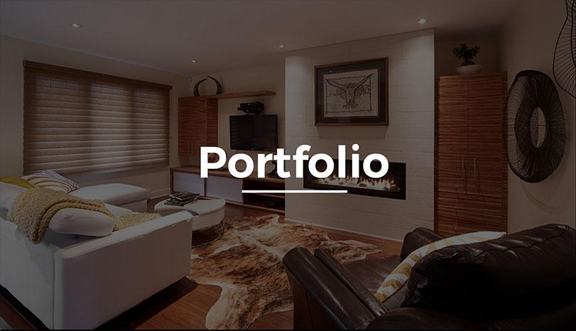 Designer intérieur portfolio